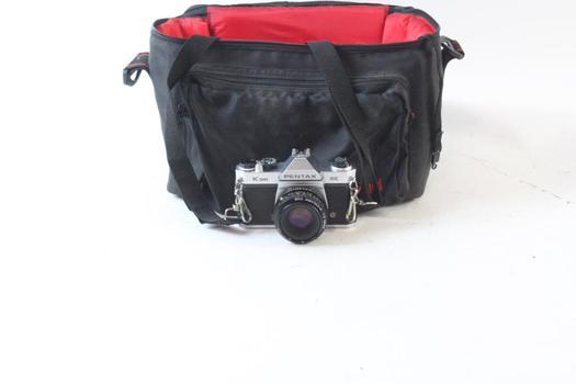 Pentax K1000 SE 35mm SLR Camera