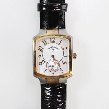 Philip Stein Classic Square Watch