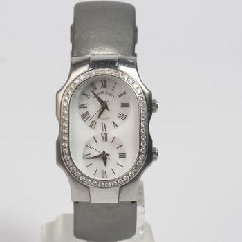 Philip Stein Teslar Watch With Diamonds