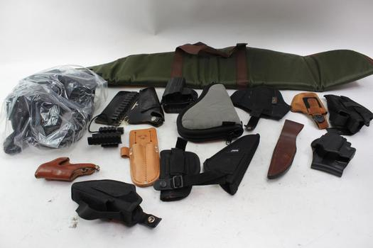 Phoenix Series Duty Belt, Holsters And More, 10+ Pieces