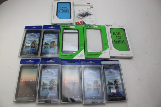 Phone Cases And Screen Protectors: Cricket, MyBat And More: 10+ Pieces