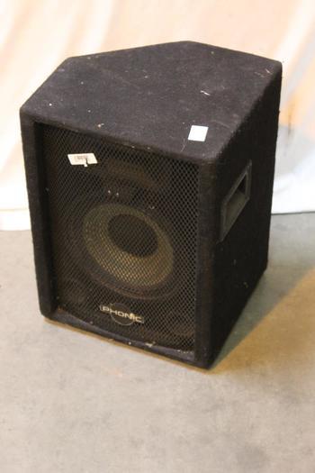 Phonic S710 2 Way Speaker