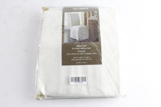 Pier 1 Imports Slipcover, For Dana Dining Chair