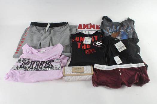 Pink By Victoria's Secret And Other Clothing, XS, S, M And L, 7 Pieces, And More