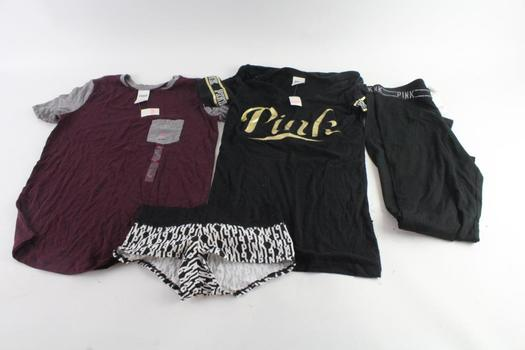 Pink By Victoria's Secret, Clothing, XS, S, And M, 4 Pieces