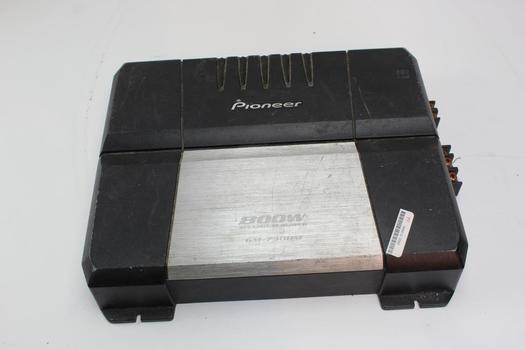 Pioneer 800W Amplifier