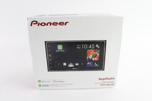 Pioneer AppRadio Car Stereo