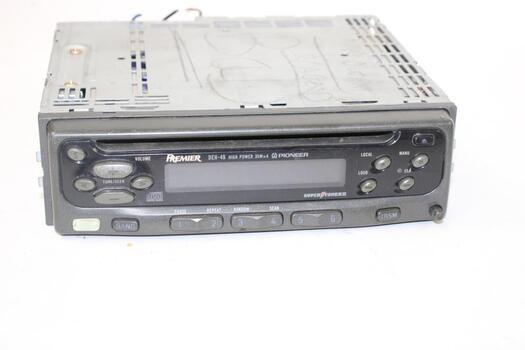 Pioneer Deh-49 Car Stereo