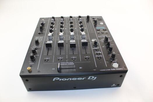 Pioneer Dj 4 Channel Dj Mixer