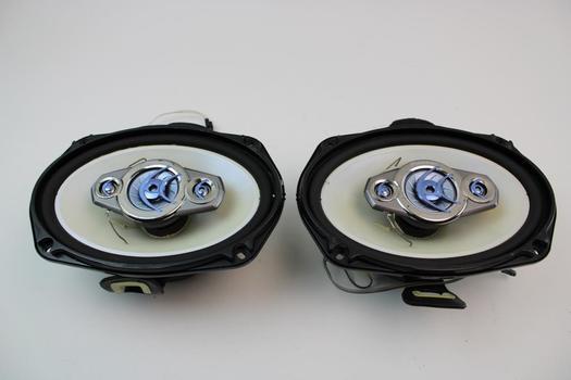 Pioneer TS-A6985 260W Max Car Speakers: 2 Items