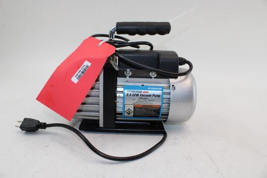 Pittsburgh Vacuum Pump