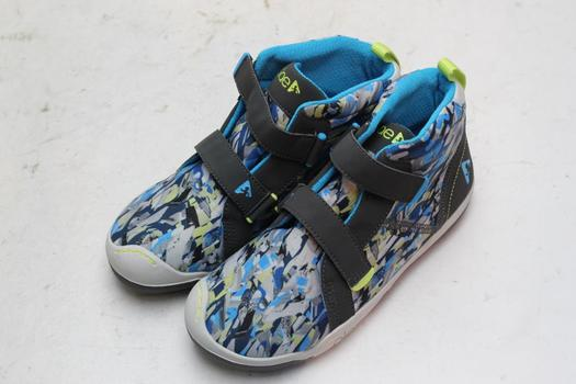 Plae Boys Shoes, Size 2.5youth