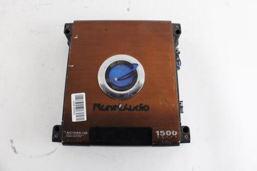 Planet Audio Amplifier