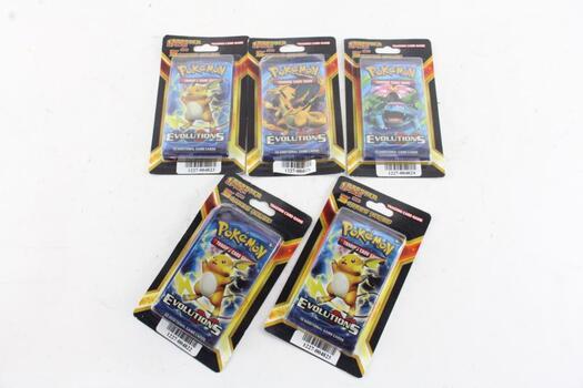 Pokemon Trading Cards 10+