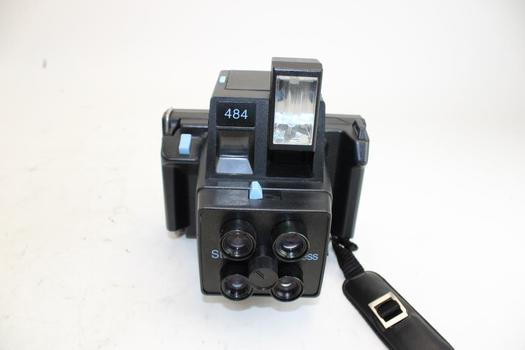 Polaroid Studio Express 484 Film Camera
