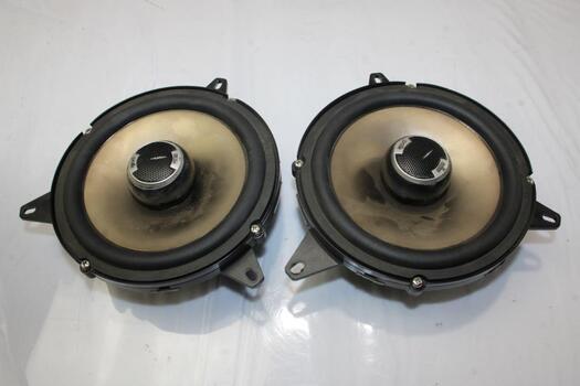 "Polk Audio 6.5"" Car Speakers"