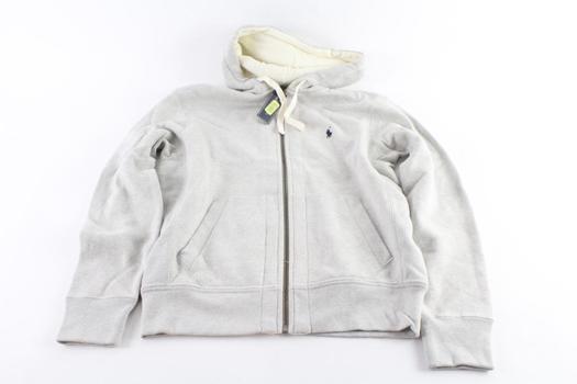 Polo Ralph Lauren Hooded Full-Zip Sweatshirt, Size Small