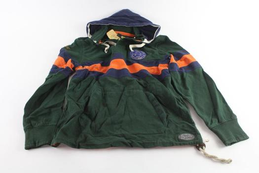 Polo Ralph Lauren Hooded Sweatshirt, Size Medium