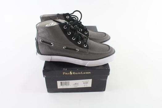 Polo Ralph Lauren Lender Chukka Mens Shoes, Size 8.5D