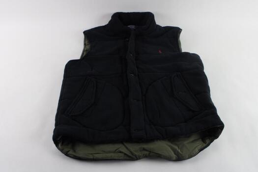 Polo Ralph Lauren, Mens Size L, Zippered Vest