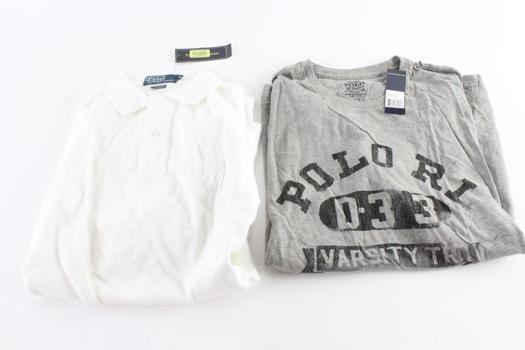 Polo Ralph Lauren Shirts, S, 2 Pieces