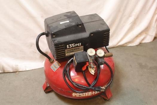 Porter Cable 6 Gal Air Compressor
