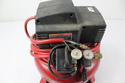 Porter Cable Cf2600 Jetstream Air Compressor Property Room