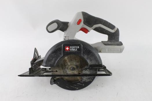 Porter Cable Cordless Circular Saw