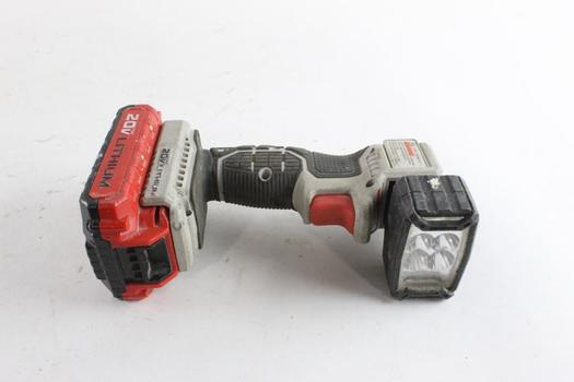 Porter Cable Cordless Work Light