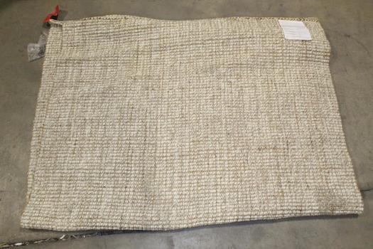 Potterybarn Wool Rug