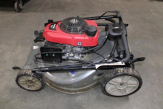 Poulan Honda Lawn Mower
