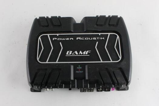 Power Acoustik Amplifier