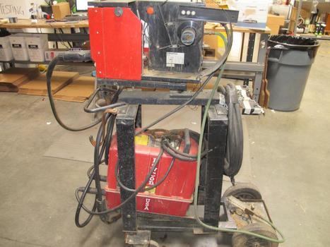 Power Con Welding Equipment