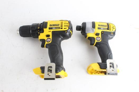 Power Tool Bulk Lot, 2 Pieces