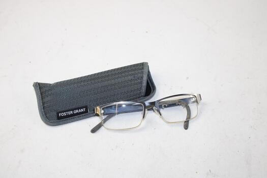 Prescription  Foster Grant  Glasses