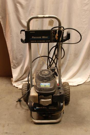 Pressure Wave Pwh2500 Pressure Washer With Honda Engine