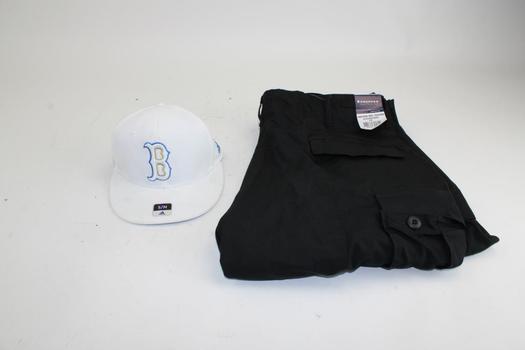 Propper Uniform Pants L, Addidas Hat