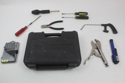 Pry Bar, Sockets, Ratchet, Screwdrivers And More: Pittsburgh, DscoPro: 10+ Items