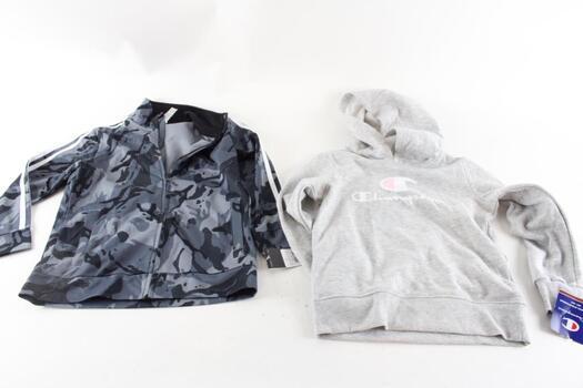 Puma, Addidas ,carters Boy And Girls Clothes 8 Pieces