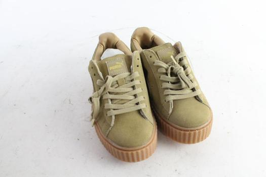 Puma Suede Creepers Womens Shoes, Size 8.5