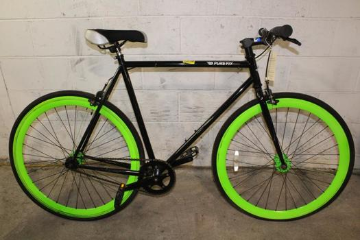 Pure Fix Single Speed Road Bike