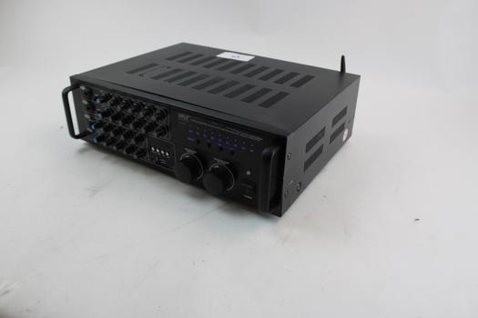 Pyle Dual Channel Bluetooth Mixing Amplifer