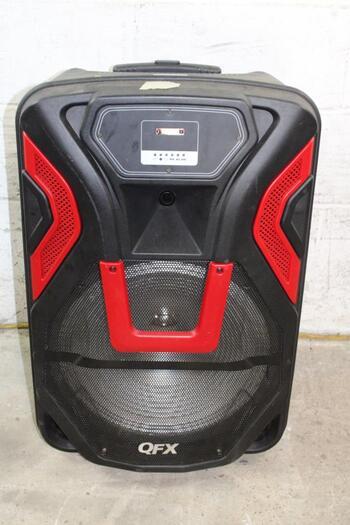 QFX Speaker