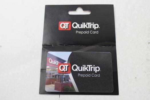 QuickTrip Prepaid Card