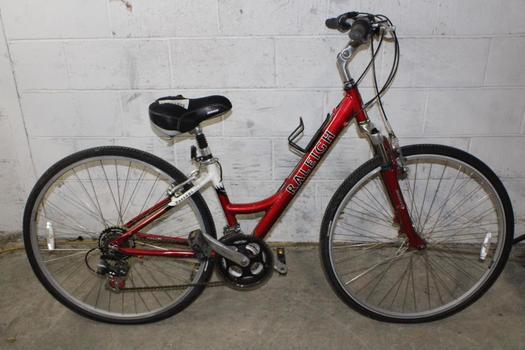 Raleigh Passage 3.0 Hybrid Bike