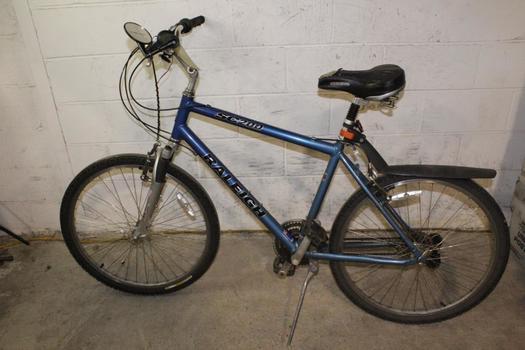 Raleigh SC200 Hybrid Bike