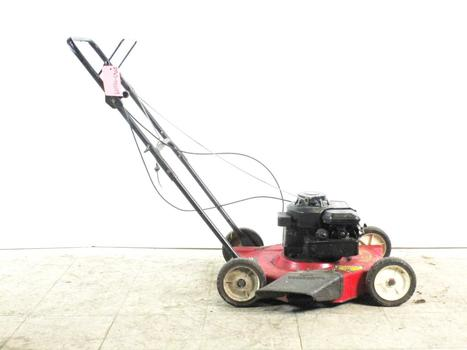 Rally Lawn Mower