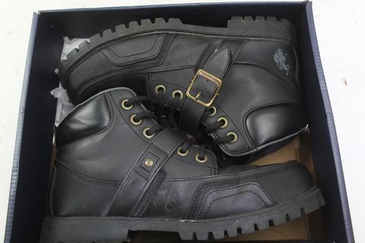 Ralph Lauren Mens Shoes; Size 9.5