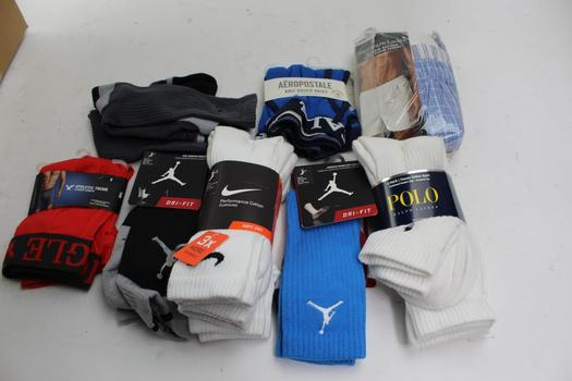 Ralph Lauren, Nike And More Men's Clothing, 7 Pieces