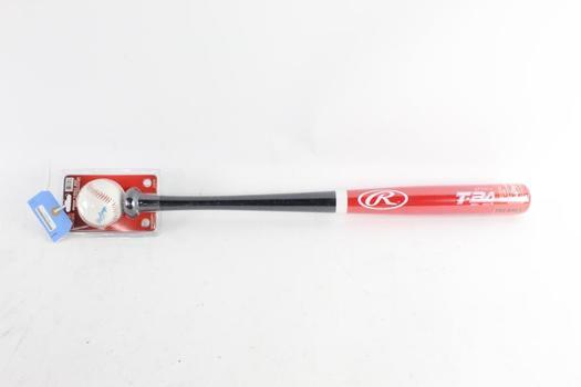 Rawlings Wood T-Ball Bat